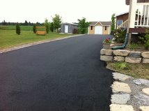 asphalte neuve